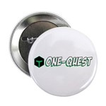 """One-Quest 2.25"""" Button (10 pack)"""
