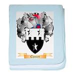 Chasier baby blanket