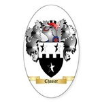 Chasier Sticker (Oval 50 pk)