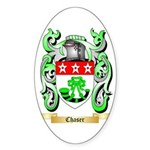 Chaser Sticker (Oval)