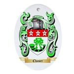 Chaser Ornament (Oval)