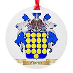 Charvin Round Ornament