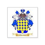 Charvin Square Sticker 3