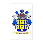 Charvin Sticker (Rectangle)
