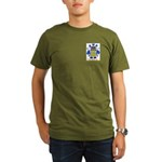 Charvet Organic Men's T-Shirt (dark)