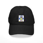 Charvet Black Cap