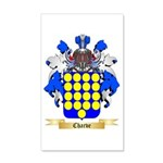 Charve 20x12 Wall Decal