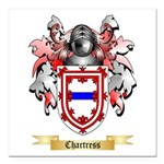 Chartress Square Car Magnet 3