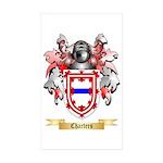 Charters Sticker (Rectangle 10 pk)