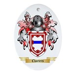 Charters Ornament (Oval)