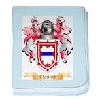 Charteris baby blanket