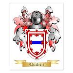 Charteris Small Poster