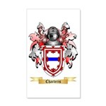 Charteris 20x12 Wall Decal