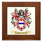 Charteris Framed Tile
