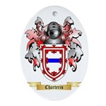 Charteris Ornament (Oval)