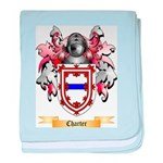 Charter baby blanket