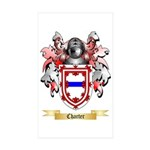 Charter Sticker (Rectangle 50 pk)