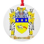 Charrier Round Ornament