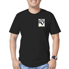Charnock Men's Fitted T-Shirt (dark)