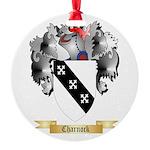 Charnock Round Ornament