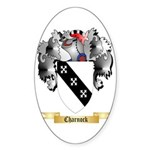 Charnock Sticker (Oval)