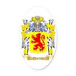 Charlton Oval Car Magnet