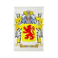 Charlton Rectangle Magnet (100 pack)