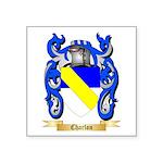 Charlon Square Sticker 3