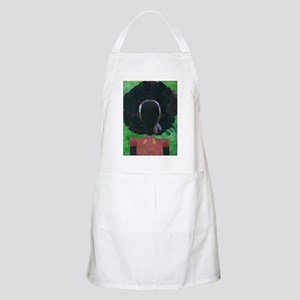 Girl with the Big Afro Apron