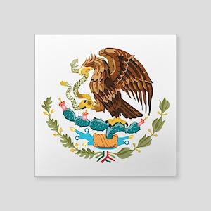 Mexico COA Sticker
