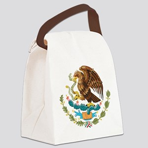 Mexico COA Canvas Lunch Bag