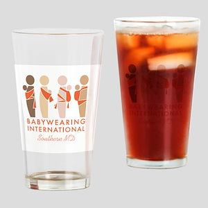 BWI Southern Maryland Logo Drinking Glass
