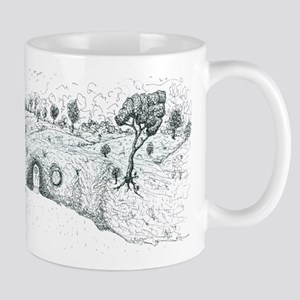 House in the Hill Mug