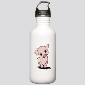 Curious Piggy Stainless Water Bottle 1.0L