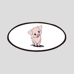 Curious Piggy Patches