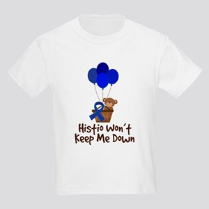 Histio Won't Keep Me Down Kids Light T-Shirt