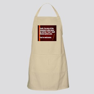 Youre Welcome Apron