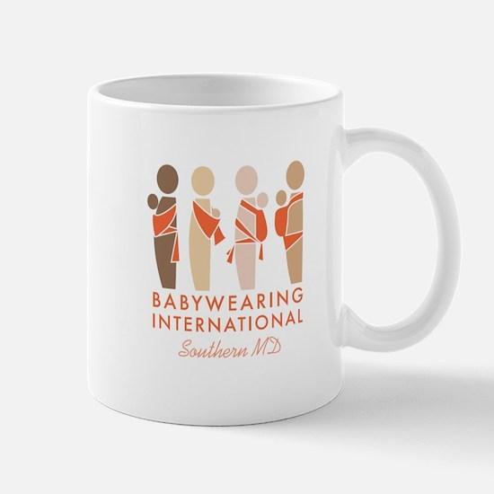 BWI of Southern Maryland Logo Mug