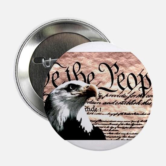 """Liberty Bird 2.25"""" Button"""