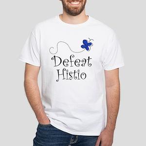 Defeat Histio White T-Shirt