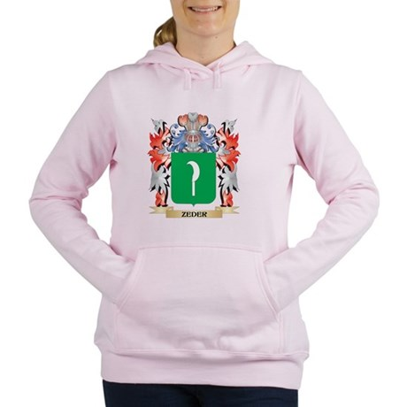Zeder Coat of Arms - Family Crest Sweatshirt