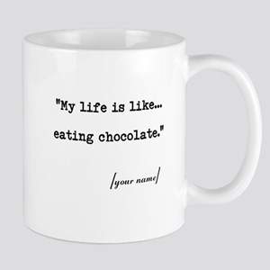 Personalized Quote Mug