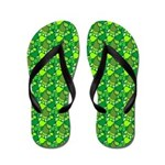 Lemon Lime Drops (FF) Flip Flops