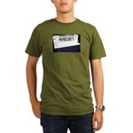 Organic Men's T-Shirt (dark) Digi Comp-1 sketch