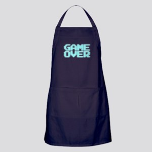Game Over - Old 80s Arcade Screen Apron (dark)
