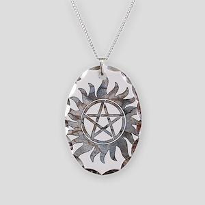 Supernatural Symbol Necklace