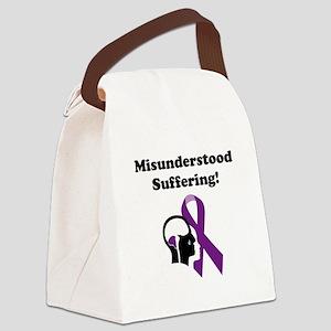 Misunderstood Canvas Lunch Bag
