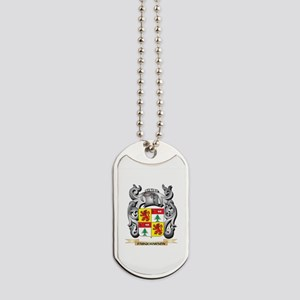 Farquharson Coat of Arms - Family Crest Dog Tags