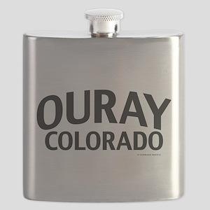 Ouray Colorado Flask