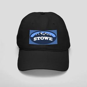 Stowe Blue Black Cap